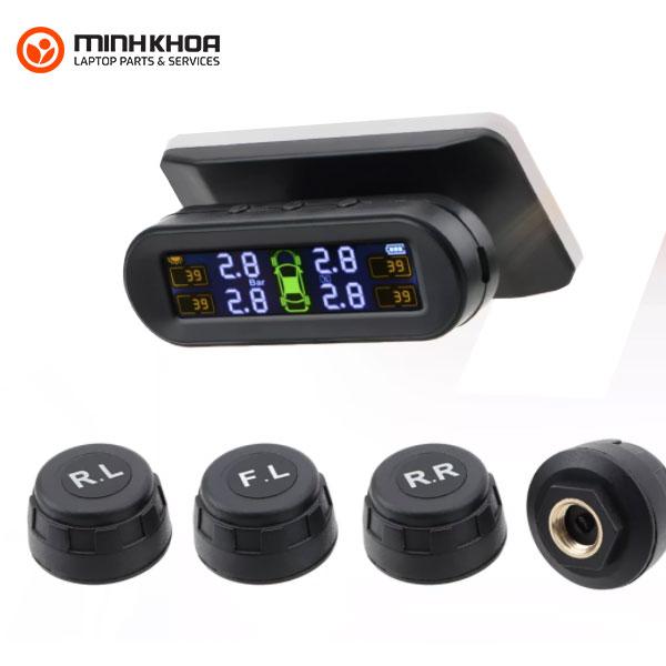 Hệ thống giám sát áp suất lốp ôtô gắn trong