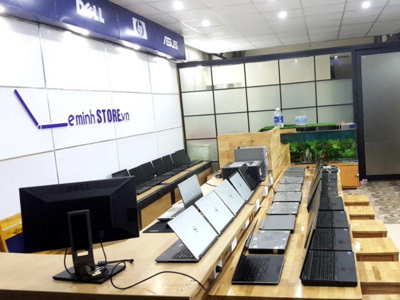 Laptop cũ giá rẻ Đà Nẵng