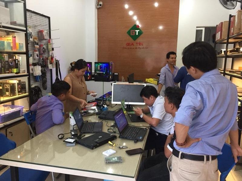Mua laptop cũ uy tín tại Đà Nẵng