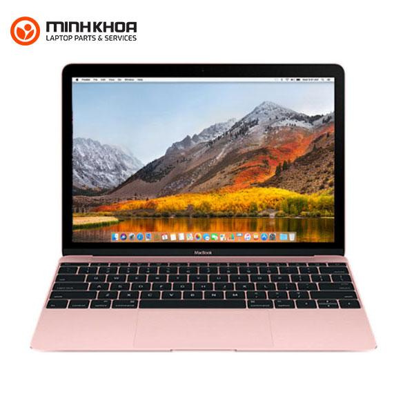 macbook 12 inch 2016 m5 8gb 512gb rose gold 99