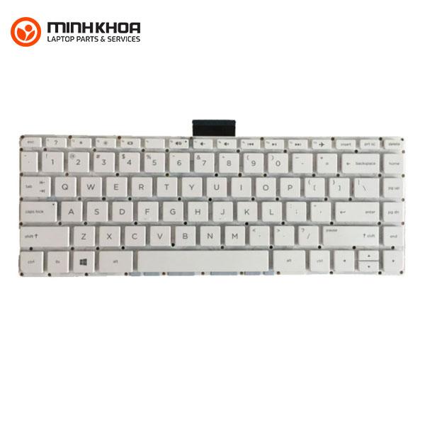 Keyboard HP 14P trắng