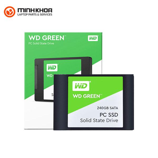 Ổ cứng Laptop SSD 240GB WD Green SATA3 chính hãng
