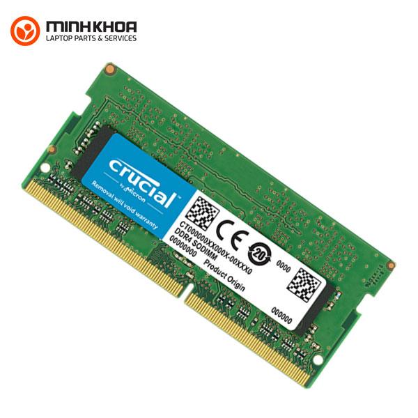 Ram laptop Crucial DDR4 16Gb bus 2133MHz
