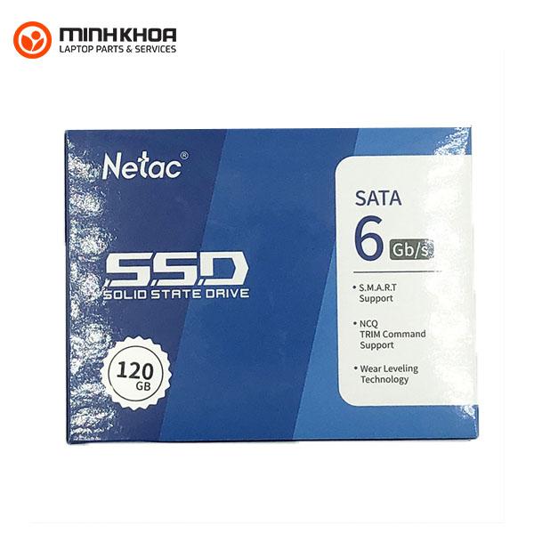 Ổ cứng Laptop SSD 120GB NETAC