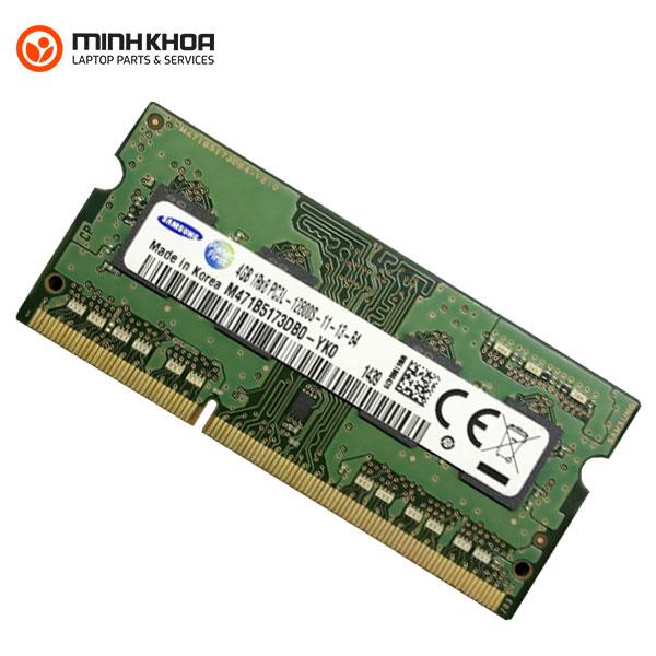 Ram laptop ddr3l 4gb bus 1600 Samsung