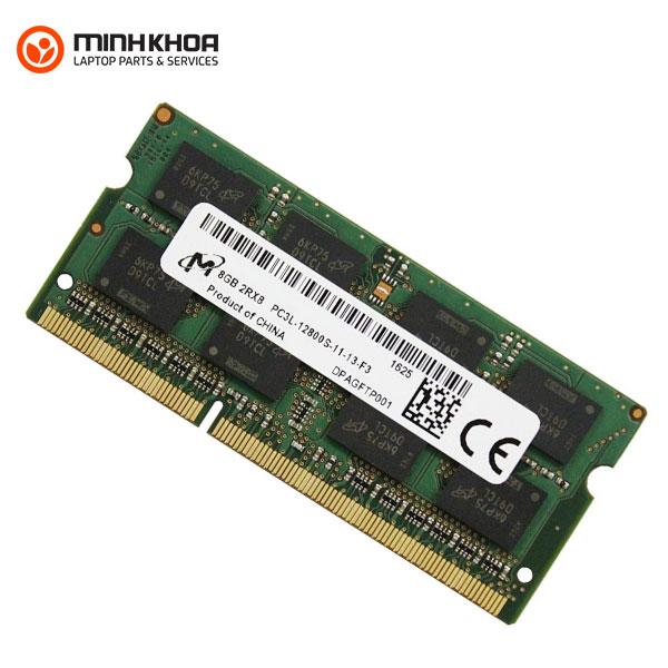 Ram laptop ddr3l 8gb bus 1600 Micron