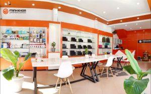 Showroom của Laptop Minh Khoa