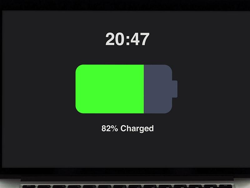 Luôn bật chế độ tiết kiệm pin laptop