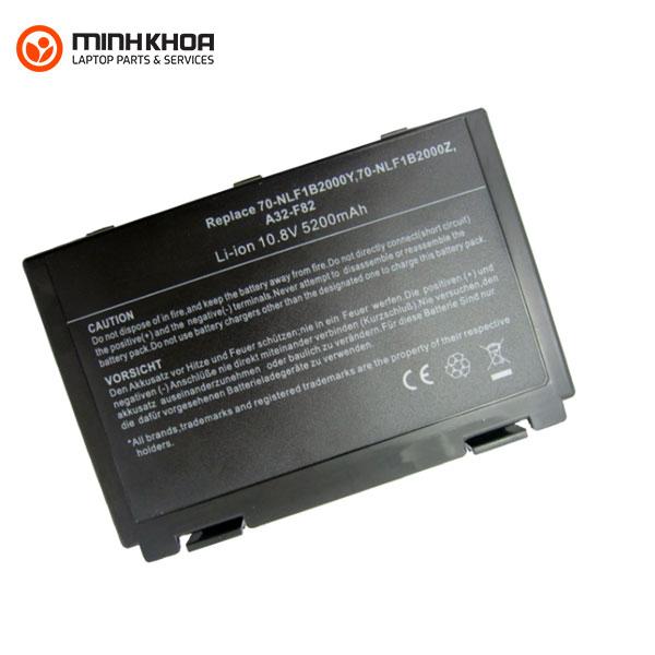 Pin laptop Asus F82 F83 F83S P50 K40