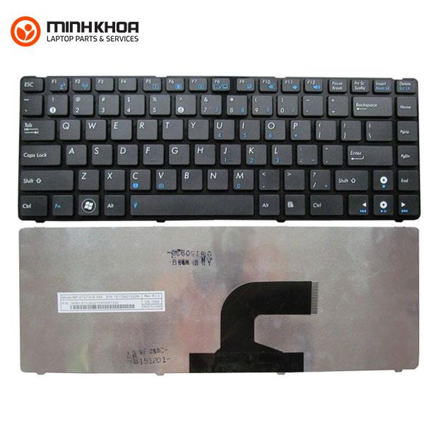 Bàn phím laptop Asus A43S