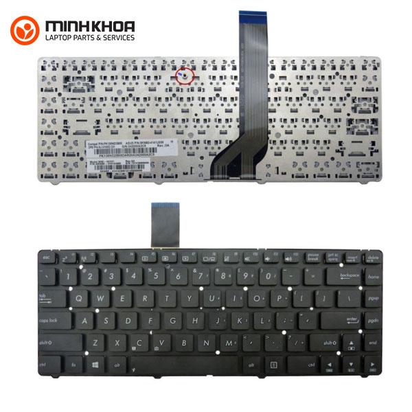 Bàn phím laptop Asus K45 K45A K45VM K45VD K45VS K45VJ K45DR K45DE K45N