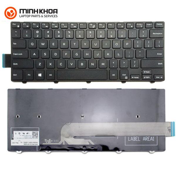 Bàn phím laptop Dell Inspiron 14 3441 3442 3443 3451 3458
