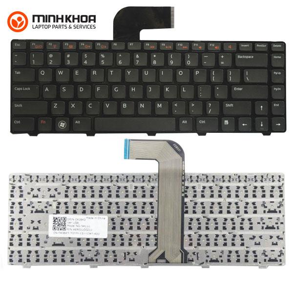 Bàn phím laptop Dell Inspiron 14R N4110 N4050 M4040