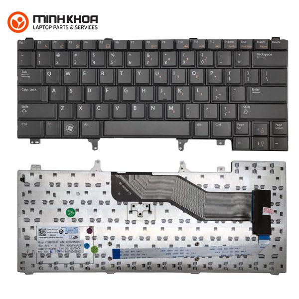 Bàn phím laptop Dell Latitude E6420 5420 E6320 E6330 E6430