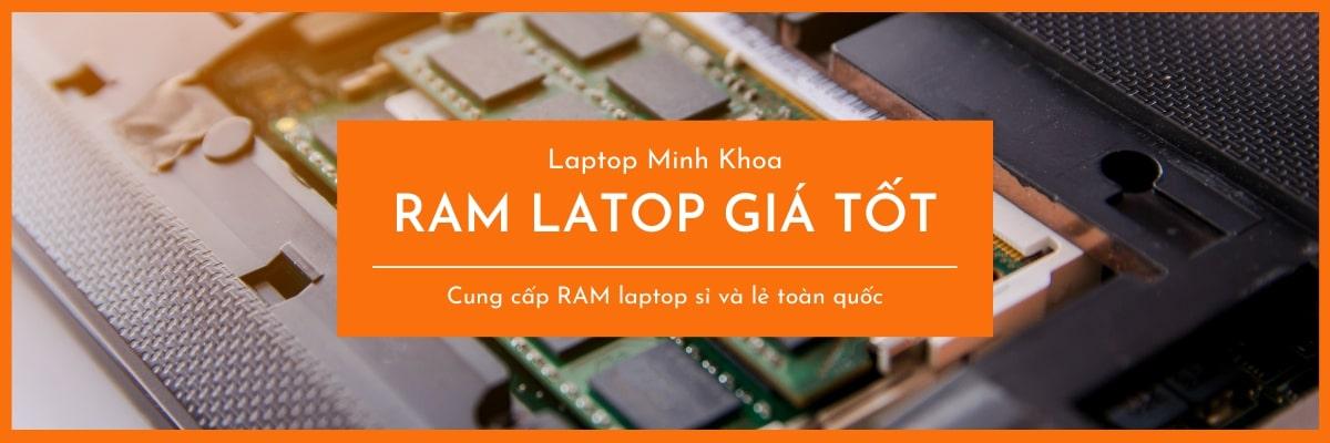 Cung cấp RAM laptop chất lượng cao giá tốt tại Đà Nẵng và toàn quốc